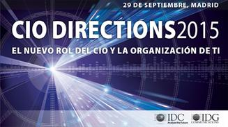 CIO Directions 2015 - REGISTRO
